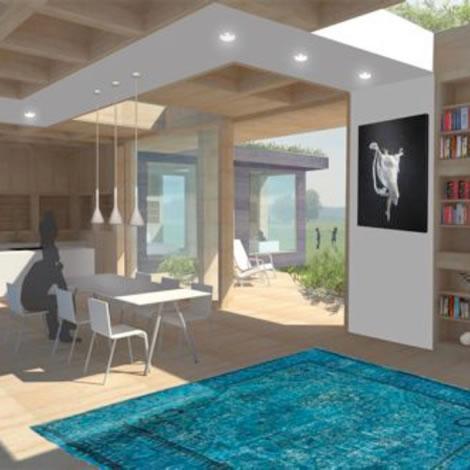 Trendy goedkope efficinte en woning ujust in caseu is een for Goedkope woning bouwen