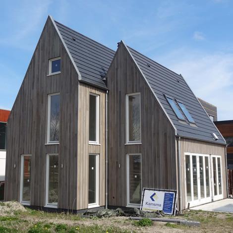 Ik bouw met hout de houtprijs for Zweedse woning bouwen